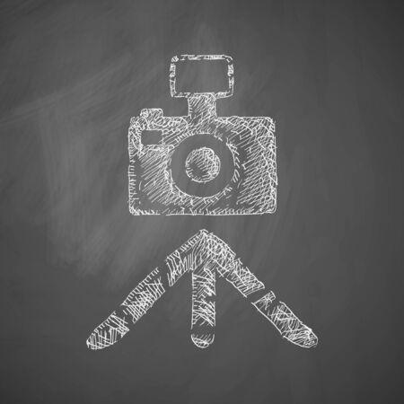 fixer: photo icon Illustration