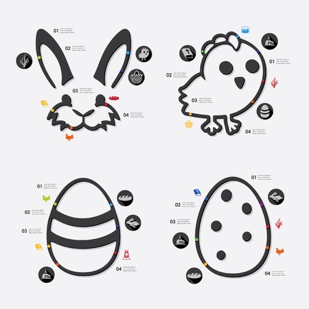 patience: easter infographic