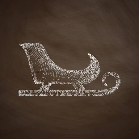 skids: sledge icon