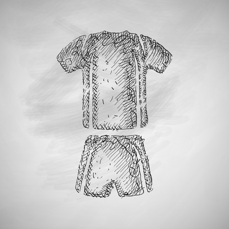 duffle: football clothing icon
