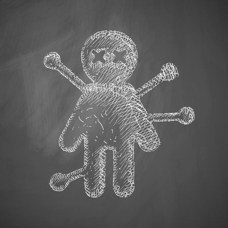 Voodoo doll: voodoo Doll icon