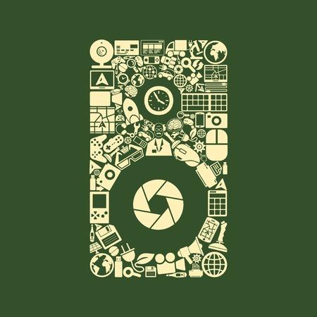 dynamic: dynamic icon
