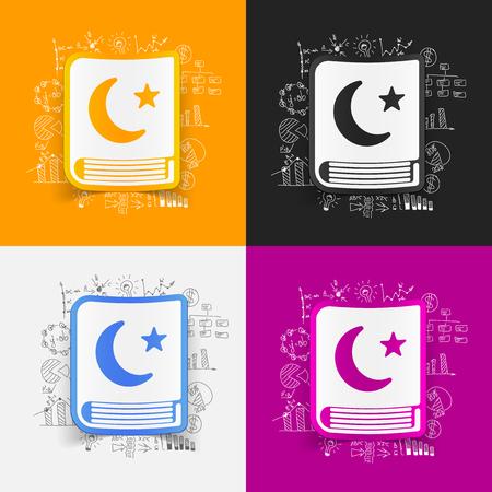 formulas: Drawing business formulas: koran