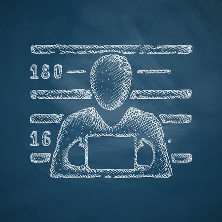 alibi: suspect icon