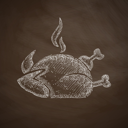 grease: chicken icon