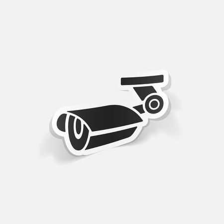 perimeter: realistic design element: video surveillance
