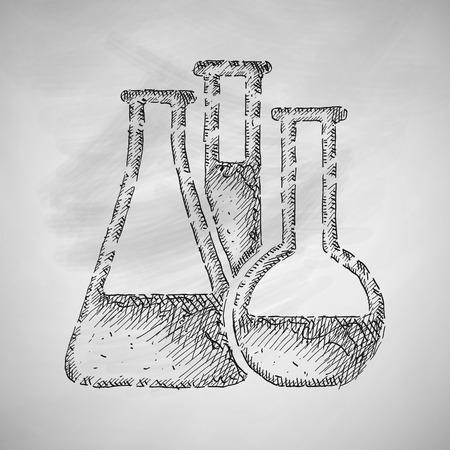 pharmaceutics: tube icon