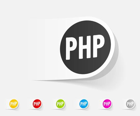 reckoning: realistic design element. PHP