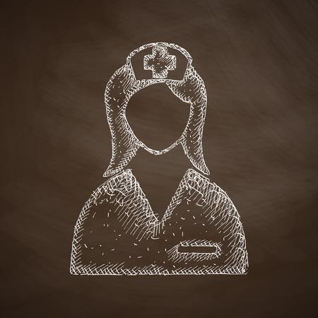 write: nurse icon