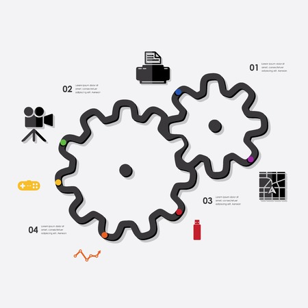 modernization: technology infographic