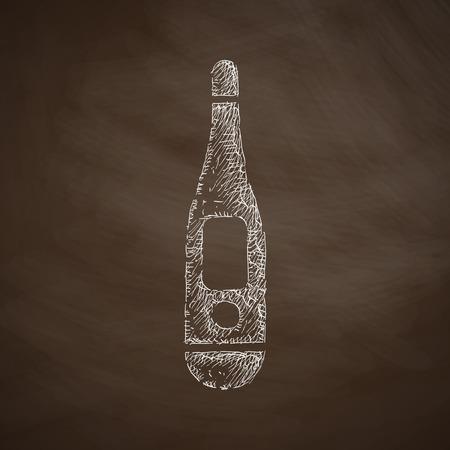 titreme: thermometer icon