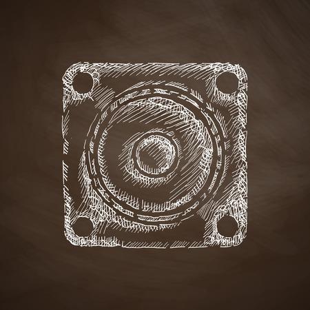 decibel: dynamic icon