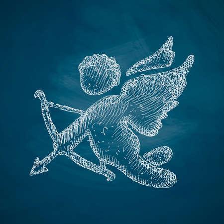 chastity: angel icon
