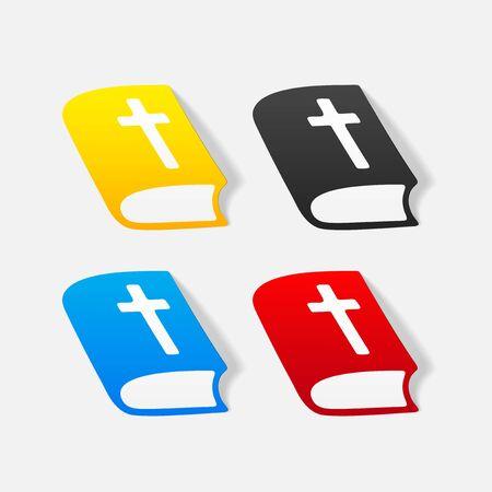 solemn: realistic design element: bible