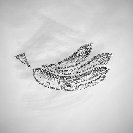 flavored: banana icon