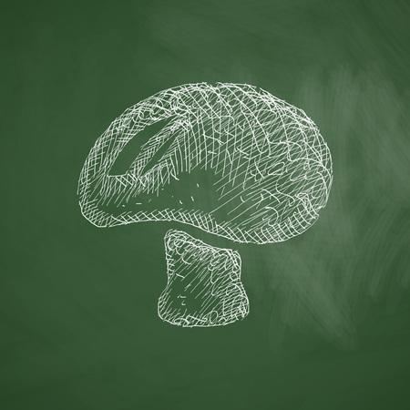 cultivation: mushroom icon