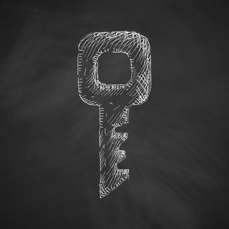 trinket: key icon