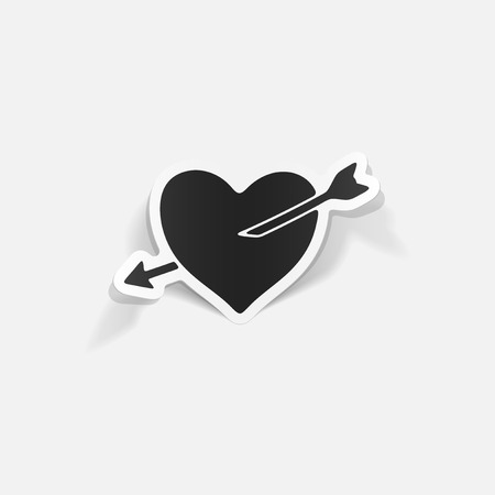 pacification: realistic design element: heart