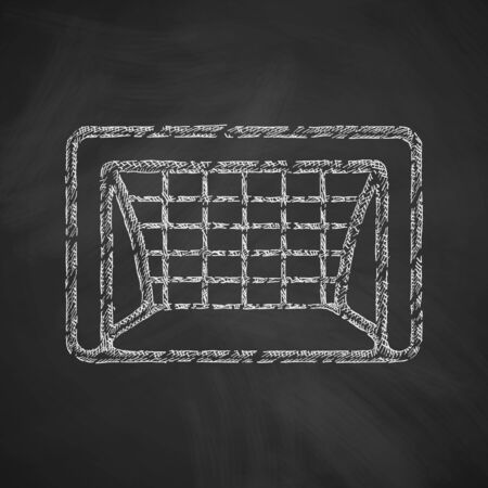 showground: gate icon Illustration
