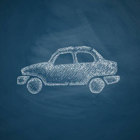 car: car icon Illustration