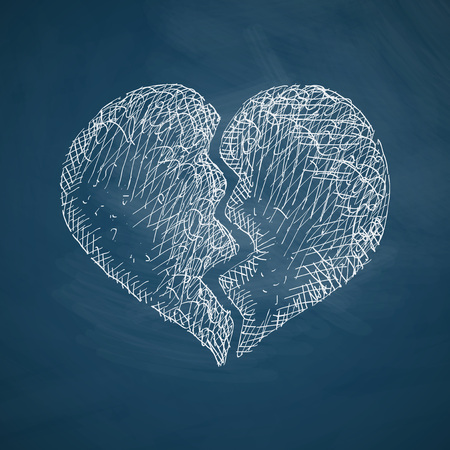 seducer: broken heart icon