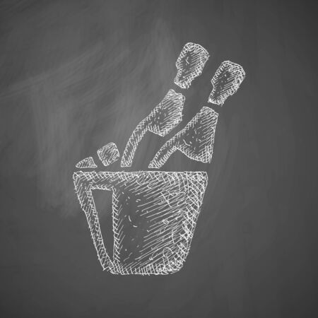 popping cork: champagne icon
