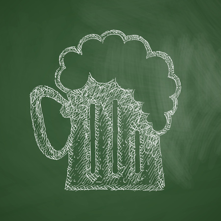 litre: beer icon