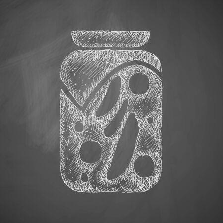 pickled: pickled vegetables icon