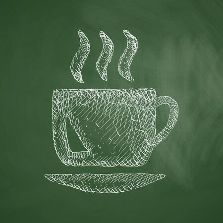 soluble: coffee icon
