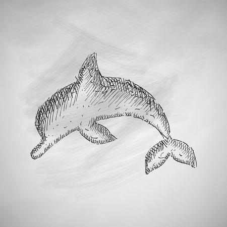 viviparous: dolphin icon