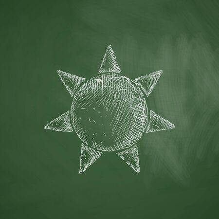 luminary: sun icon