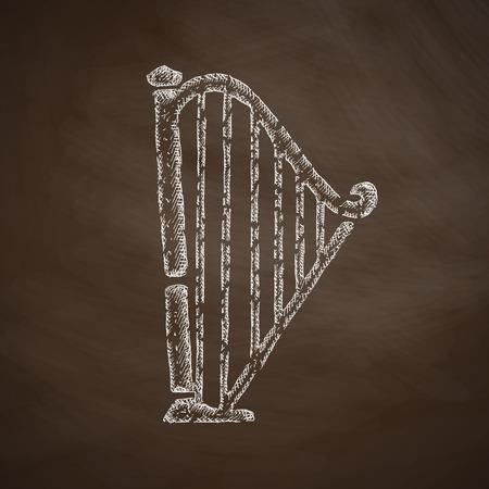 symphonic: harp icon