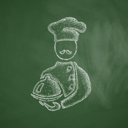tunic: cook icon Illustration