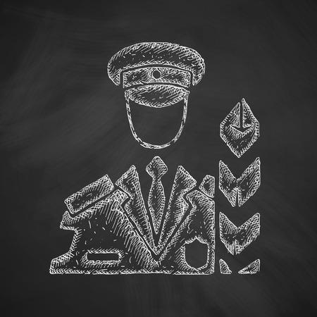 inspector: customs inspector icon