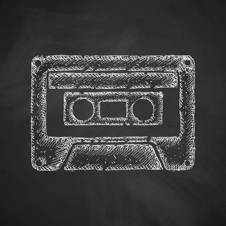 audiocassette icon