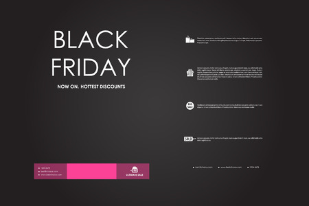 commodity: Set of brochure, poster templates in sale style. Beautiful design and layout
