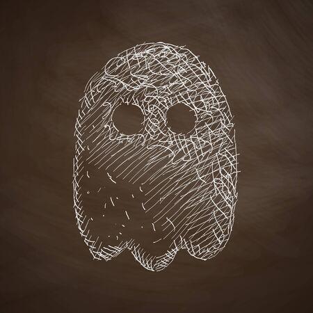 shroud: ghost icon Illustration