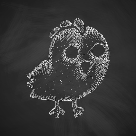 patience: chicken icon