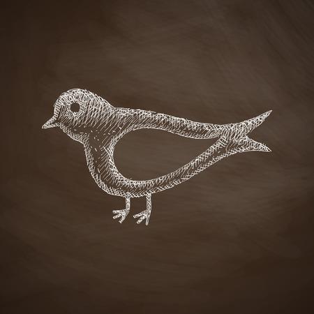 migrating: bird icon