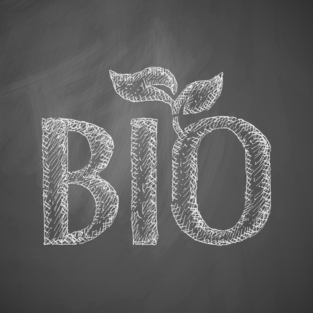 ecological adaptation: bio sign icon