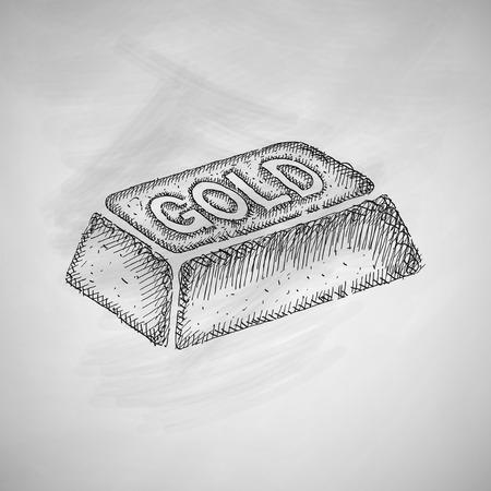 bullion: bullion gold icon
