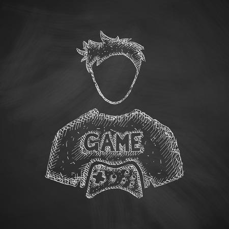 gamer: gamer icon