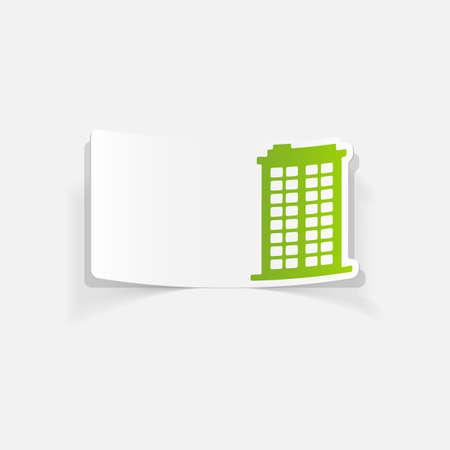 premises: realistic design element: building