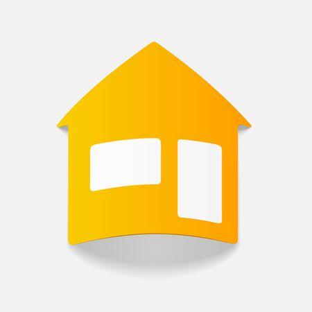 premises: realistic design element: house