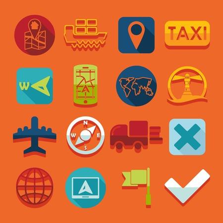Définir des icônes de navigation