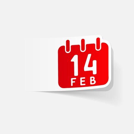 seducer: realistic design element: Valentine