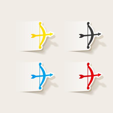 fixation: realistic design element: archery