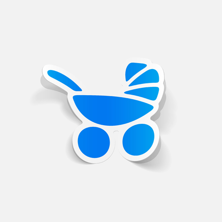 maneuverability: realistic design element: baby buggy