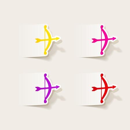 realistic design element: archery