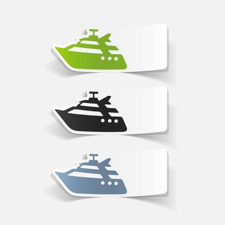 titanic: realistic design element: yacht